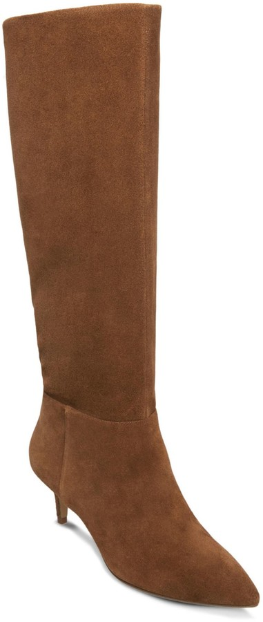 8ea1ec0515e Kirby Knee-High Suede Boots