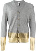 Loewe paneled cardigan