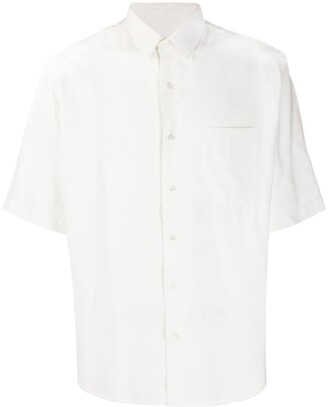 Ami Summer Fit Short Sleeve Shirt