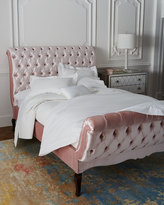 Haute House Duncan Tufted King Bed