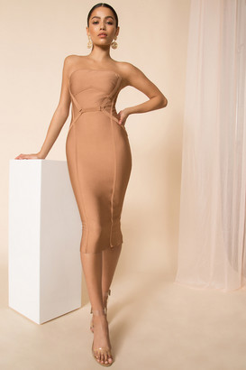 superdown Hilda Bandage Dress