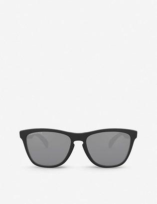 Oakley OO9013 55 Frogskins square-frame O-Matter sunglasses