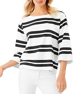 Tommy Bahama French Terrace Striped Top