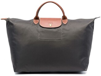 Longchamp large Le Pilage travel bag