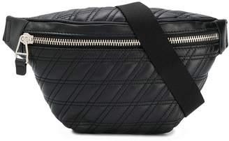 Zanellato quilted belt bag