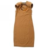 Gucci Beige Wool Dress