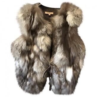 Sandro \N Grey Fox Knitwear