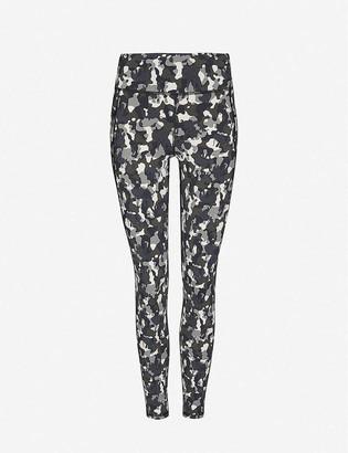 Sweaty Betty Zero Gravity camouflage-print stretch-jersey leggings