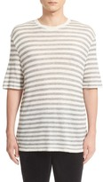 ATM Anthony Thomas Melillo Stripe T-Shirt