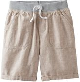 Boys 4-10 Jumping Beans® Linen Rolled Cuff Shorts