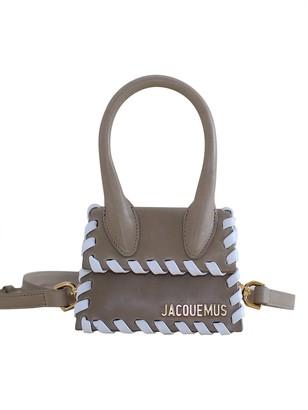 Jacquemus Beige Le Chiquito Stitched Handbag