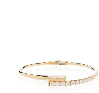 Melissa Kaye 18kt yellow gold Lola diamond bracelet