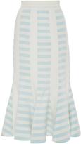 Peter Pilotto Striped Ismene Skirt