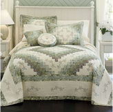 Cassandra Home ExpressionsTM Pieced Bedspread