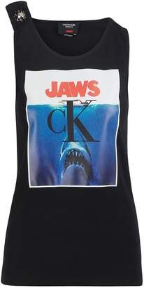 Calvin Klein Jaws tank top