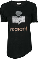 Etoile Isabel Marant logo patch T-shirt