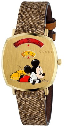 Gucci x Disney Mickey Mouse watch