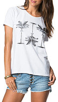 O'Neill Pretty Palm Short-Sleeve Graphic Tee