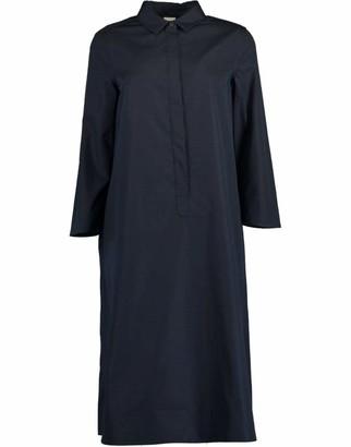 Aspesi Henley Button Up Shirtdress