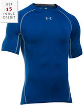 Under Armour Men's Heatgear Armour Short Sleeve With $5 Rue Credit