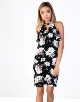 Glamorous Frill Detail Shift Dress