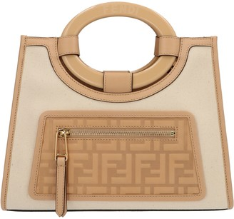 Fendi Runway Tote Bag