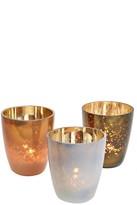 Roost Mineral Tealight Holder Set