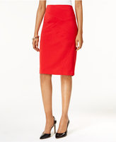 Grace Elements Seamed Pencil Skirt