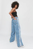 adidas X Fiorucci Snap Button Jean