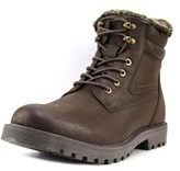 GBX Lorcan Round Toe Synthetic Boot.