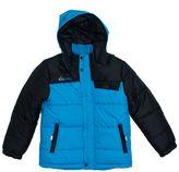 Big Chill Toddler Boy Heavyweight Fleece-Lined Colorblock Puffer Jacket