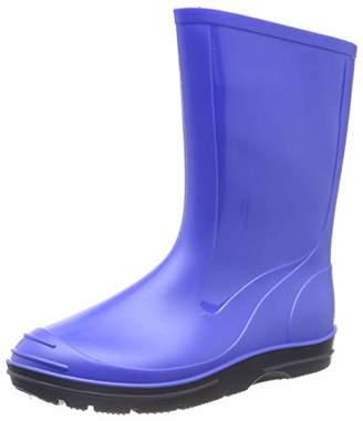 Beck Basic 486, Girls Slip Boot, Blue (royalblau 12), 31 EU