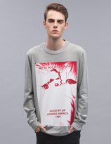 Hood by Air America L/S T-Shirt