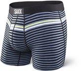 Saxx Vibe Men Underwear Boxer Briefs, No Fy, Modern Fit, 5 Inch Inseam