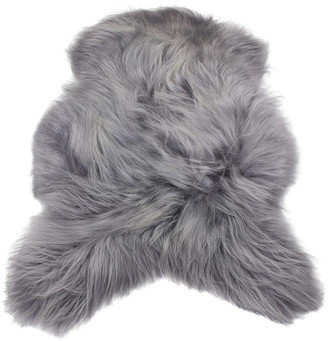 Pad Lifestyle - Pewter Icelandic Sheepskin - Grey - Grey