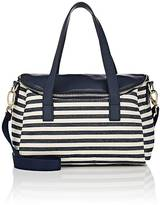 Barneys New York WOMEN'S STRIPED SATCHEL