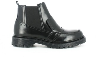 Jonak Balou Leather Ankle Boots