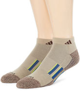 adidas Mens 2-pk. climalite Performance Low-Cut Socks