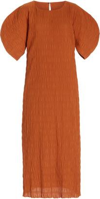 Mara Hoffman Aranza Organic Cotton Midi Dress
