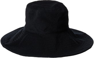 Gottex Women's Tara Micro-Terry Packable Sun Hat Rated UPF 50+ for Max Sun Protection