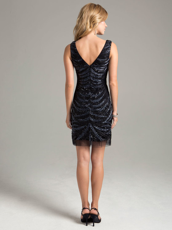 Lara Dresses - 33043 Dress In Black