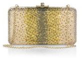 Judith Leiber Airstream Ombre Swarovski Crystal Clutch