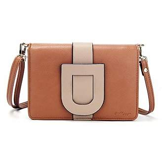 Women's Small Crossbody Bags Roomy Cellphone Purses with ID/Credit Card Holders