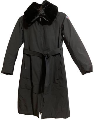Fusalp Black Polyester Coats