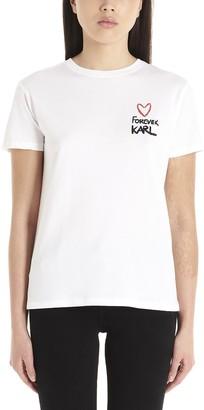 Karl Lagerfeld Paris Forever T-Shirt