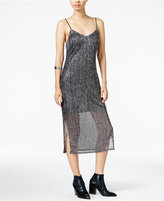 Bar III V-Neck Slip Dress, Only at Macy's