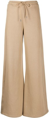 Opening Ceremony Flared High-Waisted Track Pants
