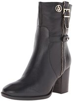 Armani Jeans Women's Beaded Leather Boot