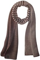 Calvin Klein Men's Ombre Stripe Jersey Muffler
