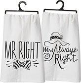 Tea Towel - Mr./Mrs.